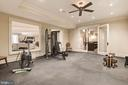 Fitness Room - 904 CHINQUAPIN RD, MCLEAN