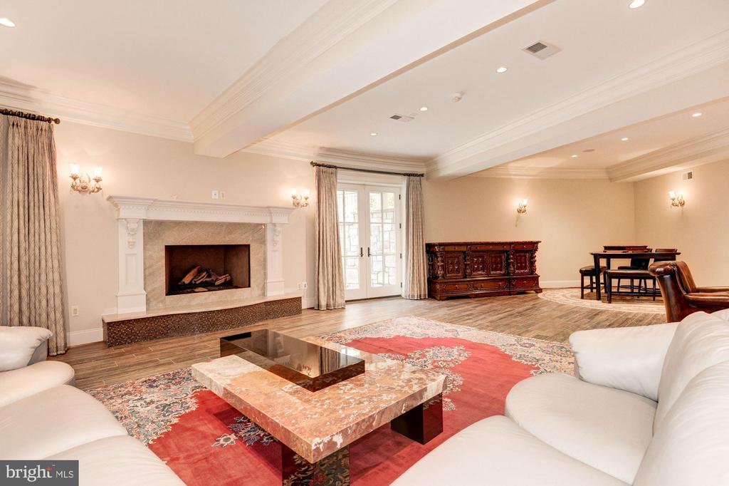 Recreation Room Lounge - 904 CHINQUAPIN RD, MCLEAN