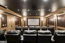 Home Cinema - 904 CHINQUAPIN RD, MCLEAN