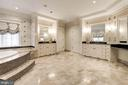 Master Bath - 904 CHINQUAPIN RD, MCLEAN