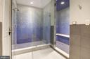 Spa Shower and Steam Room - 904 CHINQUAPIN RD, MCLEAN