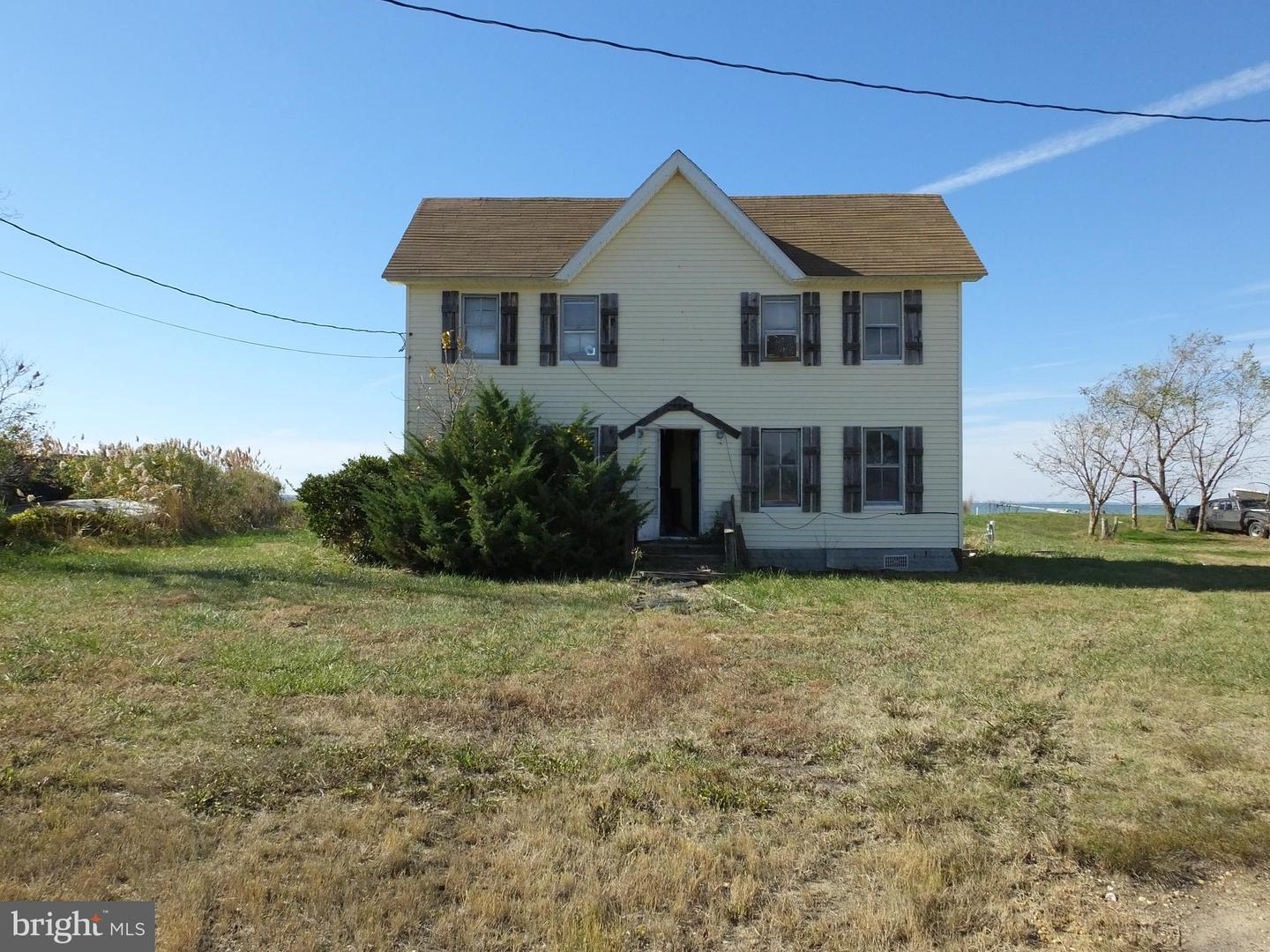 Single Family Homes per Vendita alle ore Fishing Creek, Maryland 21634 Stati Uniti