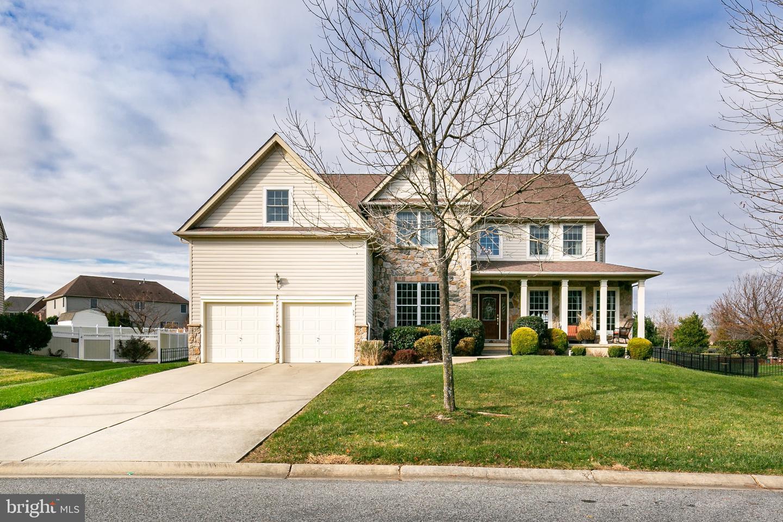 Single Family Homes för Försäljning vid Columbus, New Jersey 08022 Förenta staterna