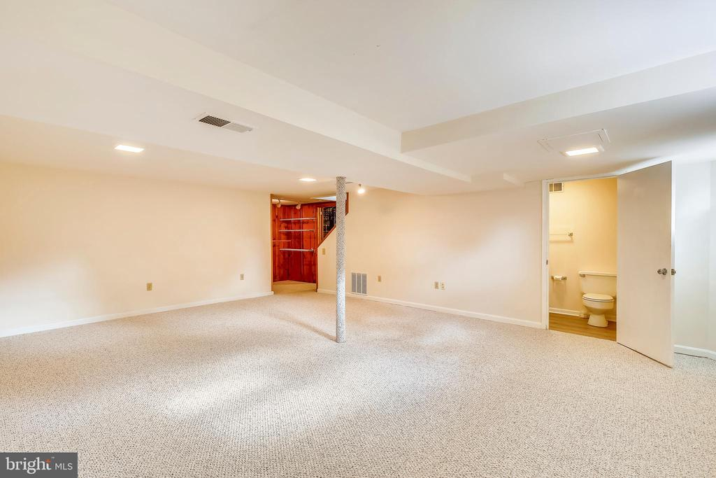 Recreation Room - 6216 28TH ST N, ARLINGTON