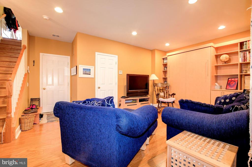 Powder Room on this Level - 3245 THEODORE R HAGANS DR NE, WASHINGTON