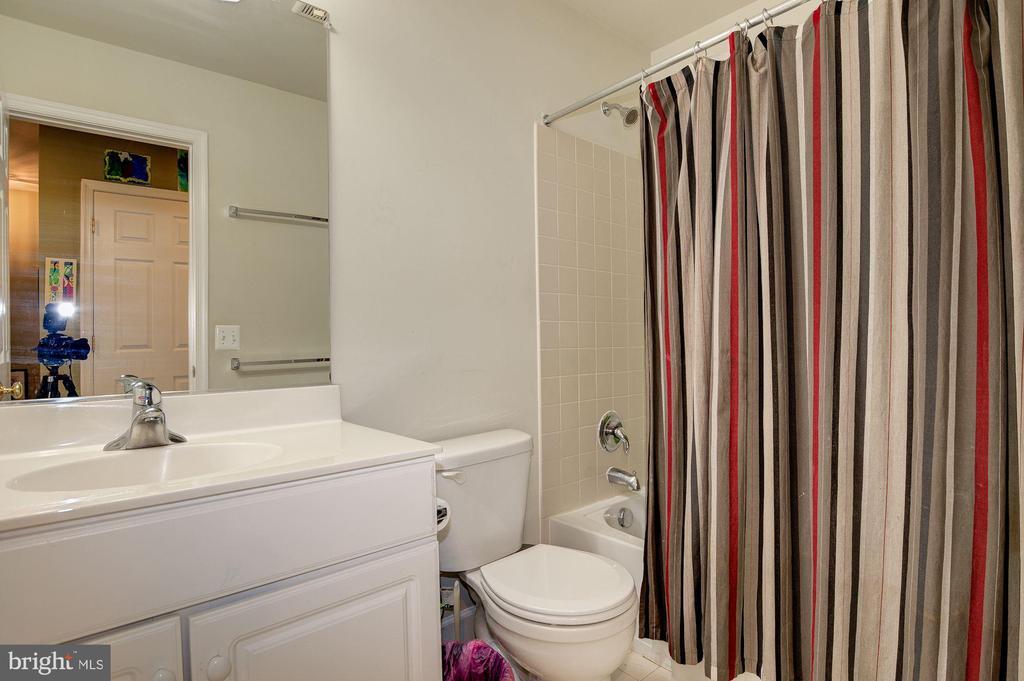 Hall Bath - 3245 THEODORE R HAGANS DR NE, WASHINGTON