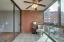 Sunroom - 1024 N UTAH ST #721, ARLINGTON