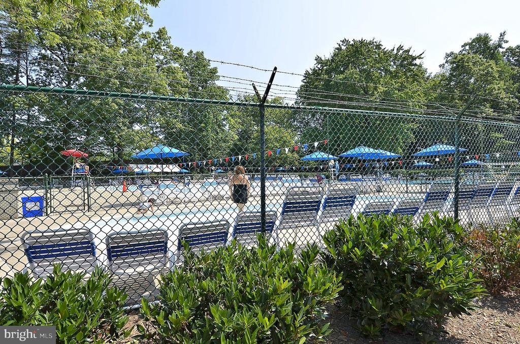 Community Swimming Pool - 11831 DINWIDDIE DR, NORTH BETHESDA