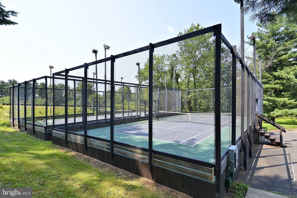 Community Paddle Tennis Courts - 11831 DINWIDDIE DR, NORTH BETHESDA