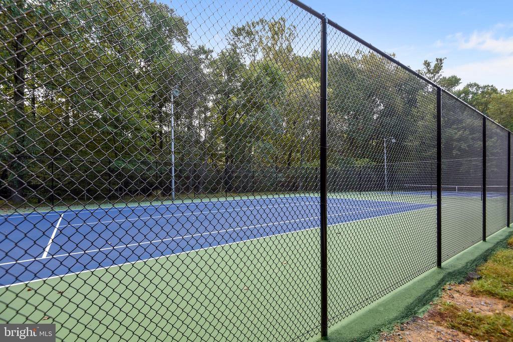 Community Tennis Courts - 11831 DINWIDDIE DR, NORTH BETHESDA