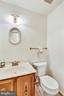 Half Bath on Main Level - 11831 DINWIDDIE DR, NORTH BETHESDA