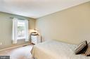 Bedroom #2 on Upper Level with  New Plush Carpet - 11831 DINWIDDIE DR, NORTH BETHESDA