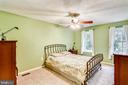 Master Bedroom - 11831 DINWIDDIE DR, NORTH BETHESDA