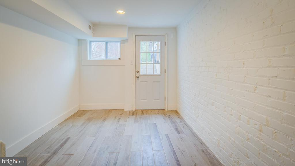 Unit B Bedroom 2 - 4314 14TH ST NW, WASHINGTON