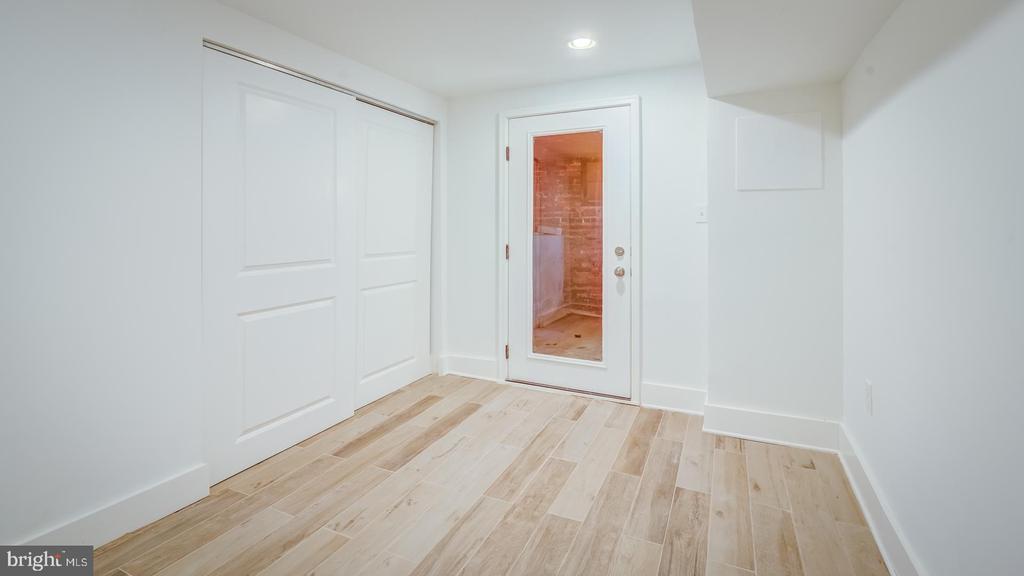 Unit B Bedroom 3 - 4314 14TH ST NW, WASHINGTON