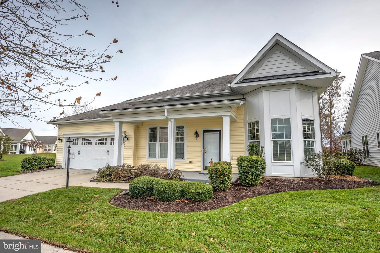 Single Family Homes için Satış at Bridgeville, Delaware 19933 Amerika Birleşik Devletleri