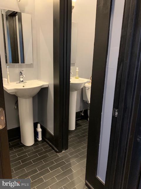 Unit A Bath - 4314 14TH ST NW, WASHINGTON