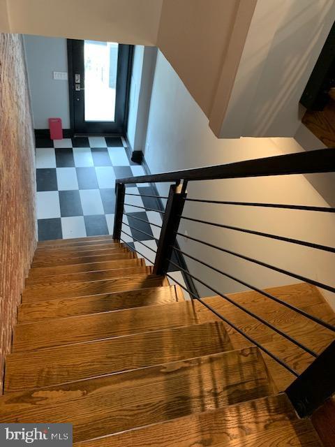 Unit A Foyer - 4314 14TH ST NW, WASHINGTON