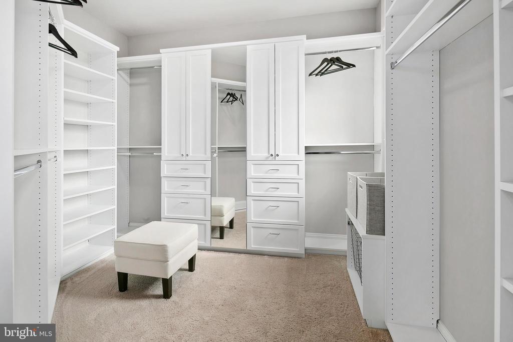 Master Closet - 428 SALK CIRCLE, GAITHERSBURG