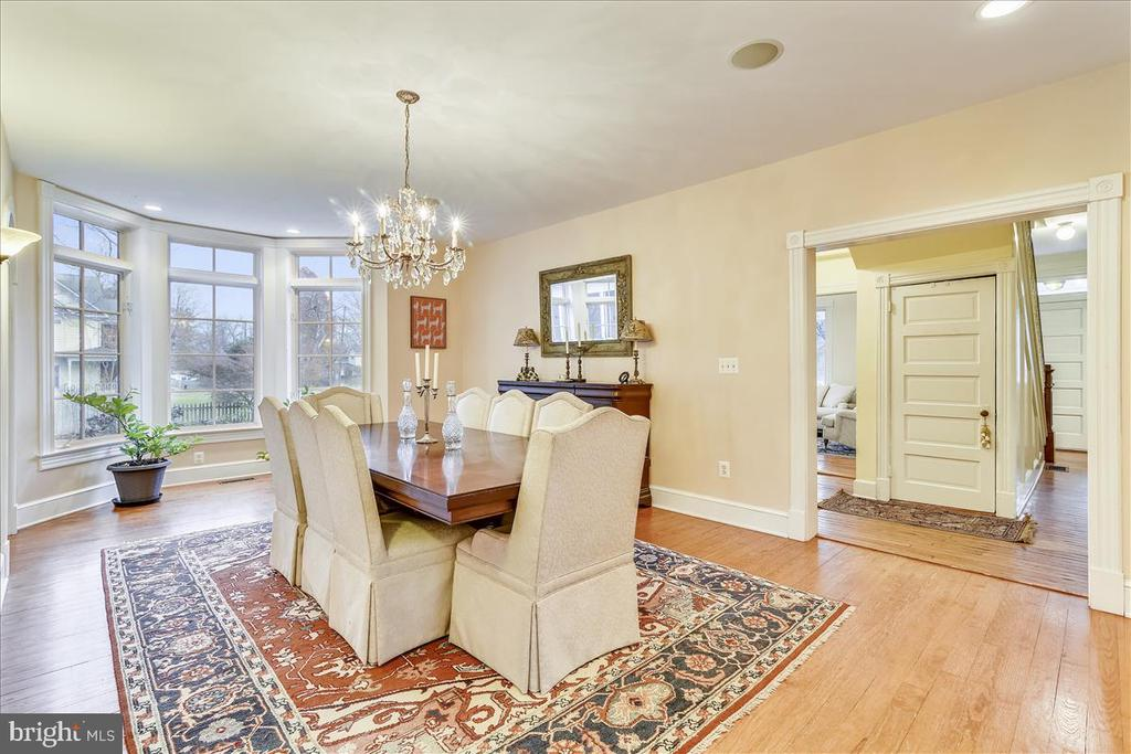 Formal Dining Room - 15 HIGH ST, ROUND HILL