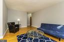 Living Room - 1307 N ODE ST #404, ARLINGTON