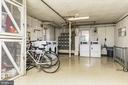 Storage bins/ bike storage and laundry room - 1307 N ODE ST #404, ARLINGTON