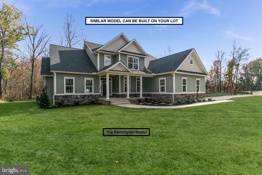 Single Family Homes por un Venta en Bealeton, Virginia 22712 Estados Unidos