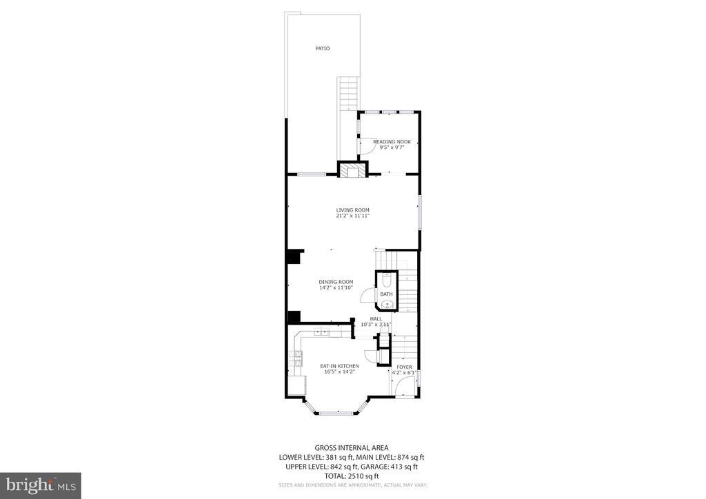 Main Floor - 3245 THEODORE R HAGANS DR NE, WASHINGTON
