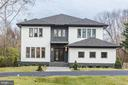 Architecturally pure, stunning custom build - 1823 BEULAH RD, VIENNA