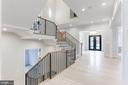 Two half floors add style and SF - office and gym - 1823 BEULAH RD, VIENNA
