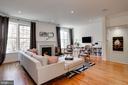 Living Room - 3651 WINFIELD LN NW, WASHINGTON