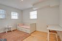 Lower Level Bedroom - 3651 WINFIELD LN NW, WASHINGTON