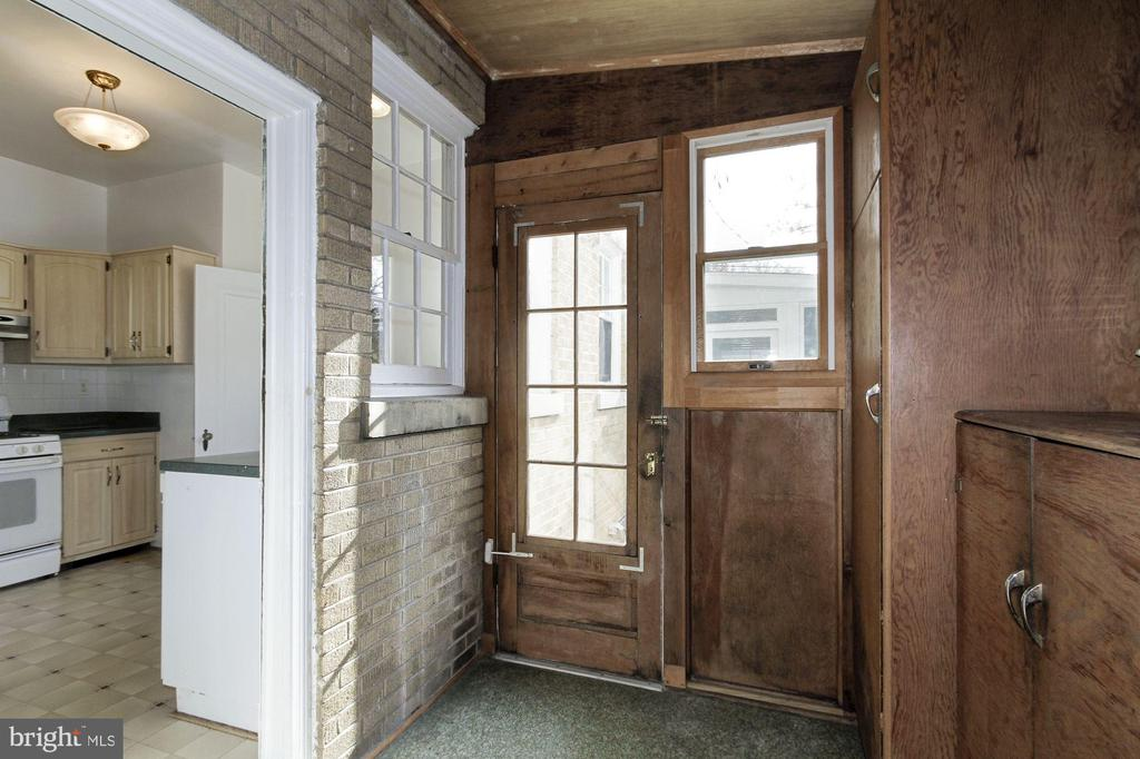 Mud Room - 7500 CONNECTICUT AVE, CHEVY CHASE