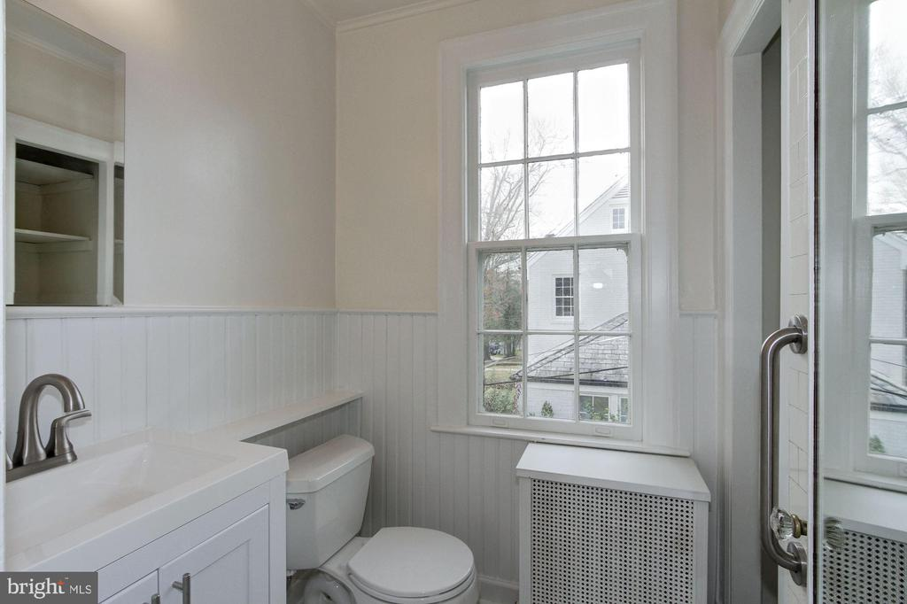 Master Bath - 7500 CONNECTICUT AVE, CHEVY CHASE
