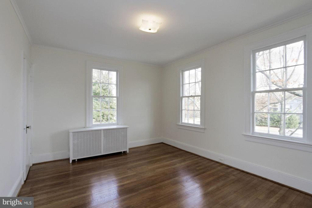 3rd Bedroom - 7500 CONNECTICUT AVE, CHEVY CHASE