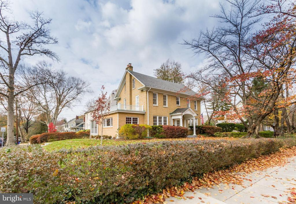 - 7500 CONNECTICUT AVE, CHEVY CHASE