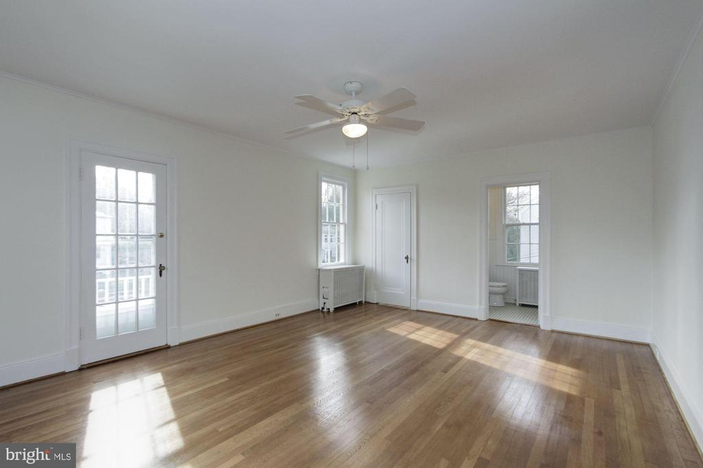 Master Bedroom - 7500 CONNECTICUT AVE, CHEVY CHASE