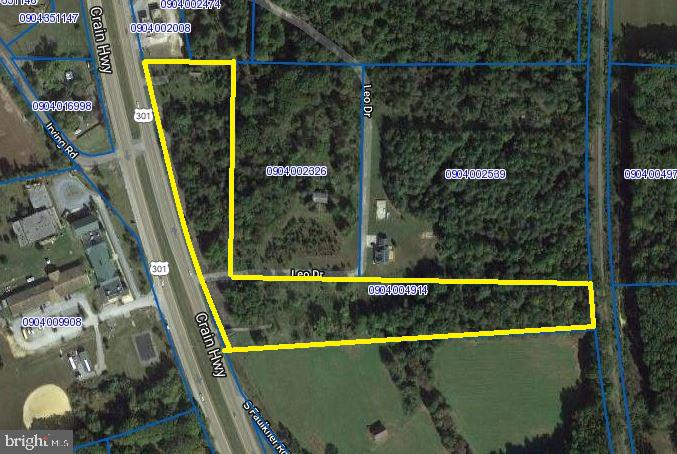 Land for Sale at Bel Alton, Maryland 20611 United States