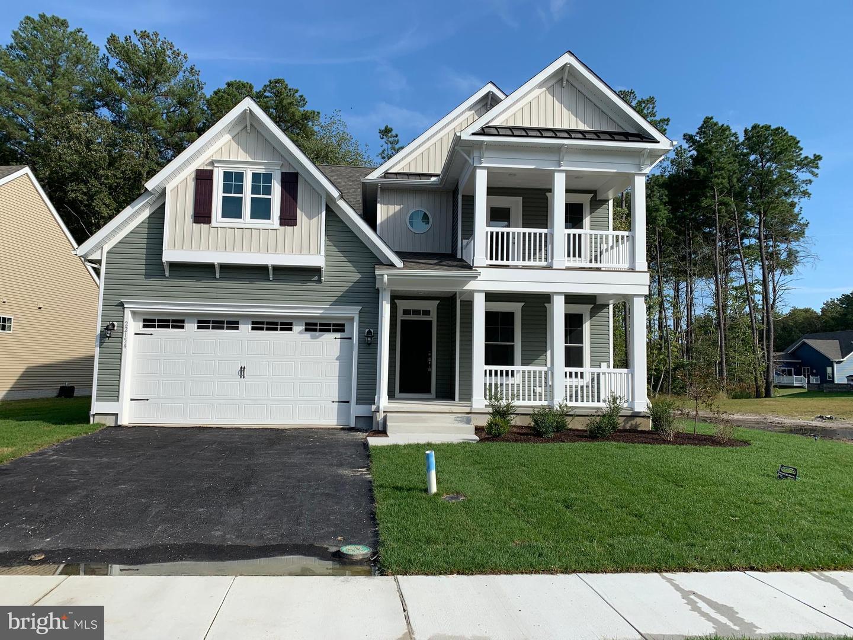 Single Family Homes para Venda às 26218 TUSCANY Drive Millsboro, Delaware 19966 Estados Unidos
