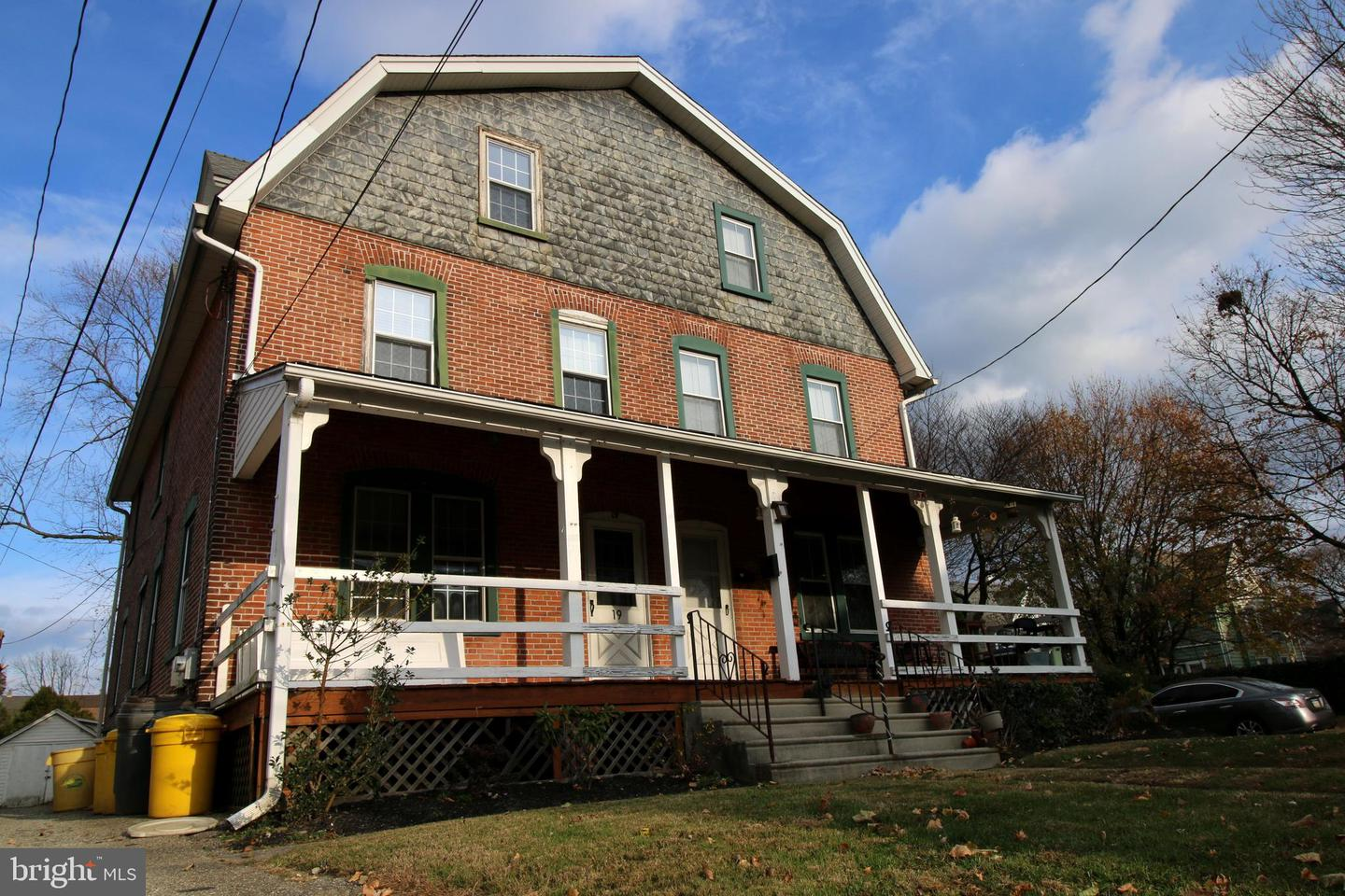 Single Family Homes voor Huren op Ardmore, Pennsylvania 19003 Verenigde Staten