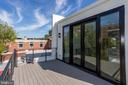 One of THREE outdoor spaces - 1712 15TH ST NW #3, WASHINGTON