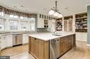 Kitchen by Kitchen Concepts - 57 BLENHEIM FARM LN, PHOENIX
