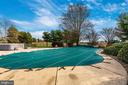 In ground pool and hot tub. - 5302 IJAMSVILLE RD, IJAMSVILLE