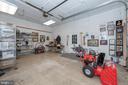 Interior of horse barn . - 5302 IJAMSVILLE RD, IJAMSVILLE