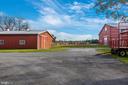 Exterior of outbuildings. - 5302 IJAMSVILLE RD, IJAMSVILLE