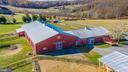 Aerial  view of buildings. - 5302 IJAMSVILLE RD, IJAMSVILLE
