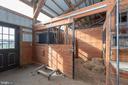 Inside of building - stall area - 5302 IJAMSVILLE RD, IJAMSVILLE
