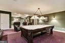 Billiard Room - 57 BLENHEIM FARM LN, PHOENIX