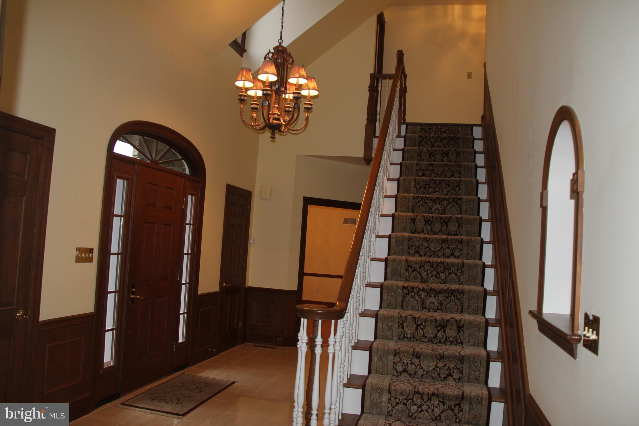 Foyer and Staircase to the upper Level