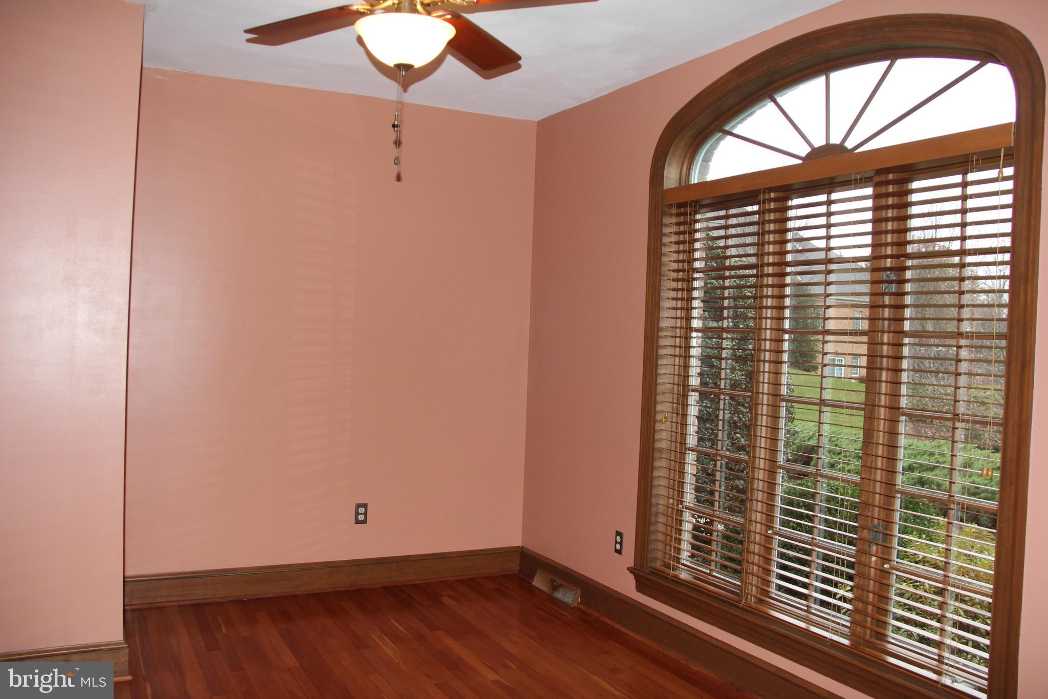 Office adjoining  the Master Bedroom